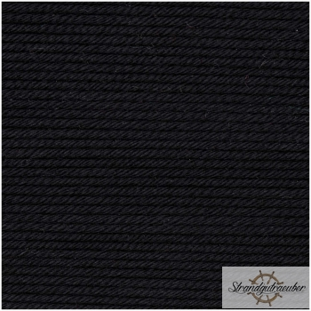 Rico Design Essentials Cotton DK 50g 120m schwarz