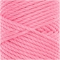 Preview: Rico Design Creative Cotton Cord skinny Makramee-Garn 190g 55m pink