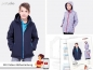 Mobile Preview: Softshell Jacke für Kinder, Schnittmsuster Jacky