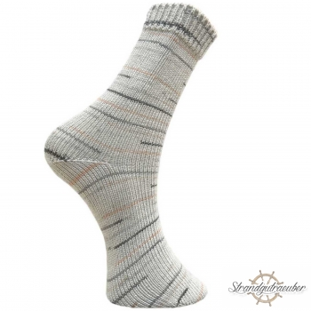 Rico Design Superba Cashmeri Luxury Socks 4fädig 100g 400m - braun