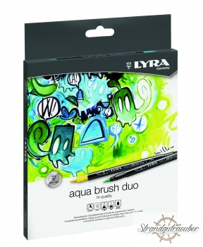 Lyra Brush Pen Set 12 Stück