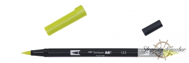 TOMBOW Brush Pen ABT-133 chartreuse