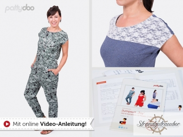 "Jumpsuit ""Joy"" von pattydoo"